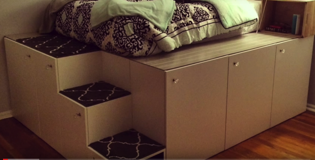 IKEA BETT HACK - Die-Lifehacks.de