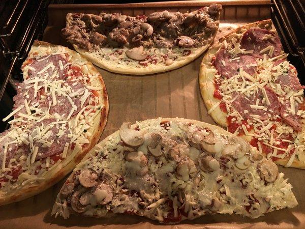 pizzenblech